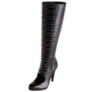 Calvin Klein Cage knee high boots